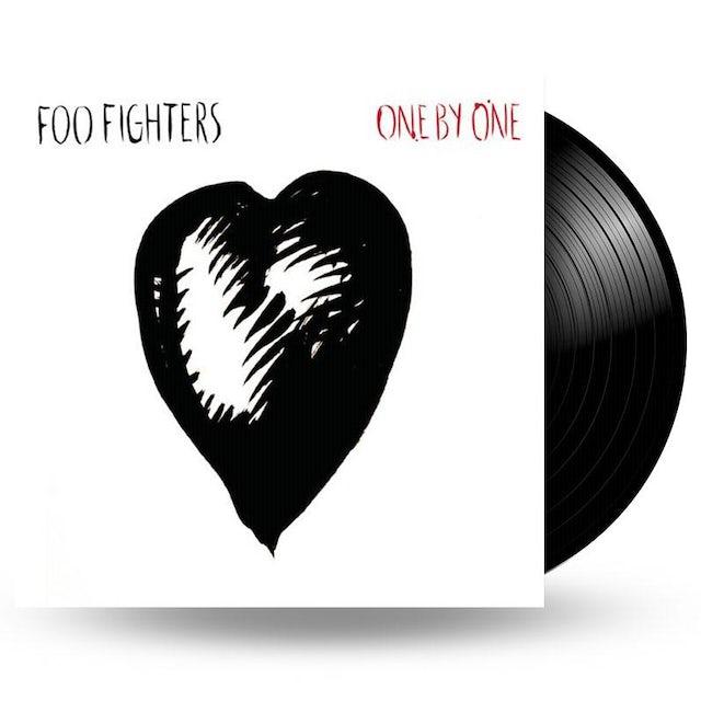 We Are Vinyl FOO FIGHTERS - ONE BY ONE VINYL - 2LP