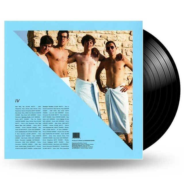 We Are Vinyl BADBADNOTGOOD - IV - 2LP