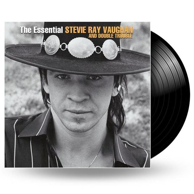We Are Vinyl STEVIE RAY VAUGHAN & DOUBLE TROUBLE - THE ESSENTIAL STEVIE RAY VAUGHAN AND DOUBLE TROUBLE - 2LP