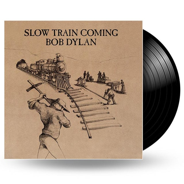 We Are Vinyl BOB DYLAN - SLOW TRAIN COMING LP