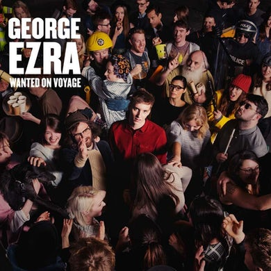 George Ezra Wanted On Voyage - LP (Vinyl)