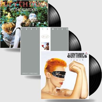 Eurythmics April Releases