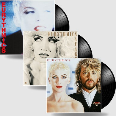 Eurythmics July Releases