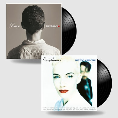 Eurythmics November Releases
