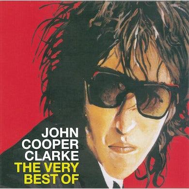 THE VERY BEST OF JOHN COOPER CLARKE - CD