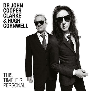 John Cooper Clarke This Time It's Personal CD