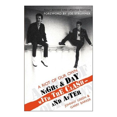 John Cooper Clarke A RIOT OF OUR OWN BY JOHNNY GREEN & GARRY BARKER