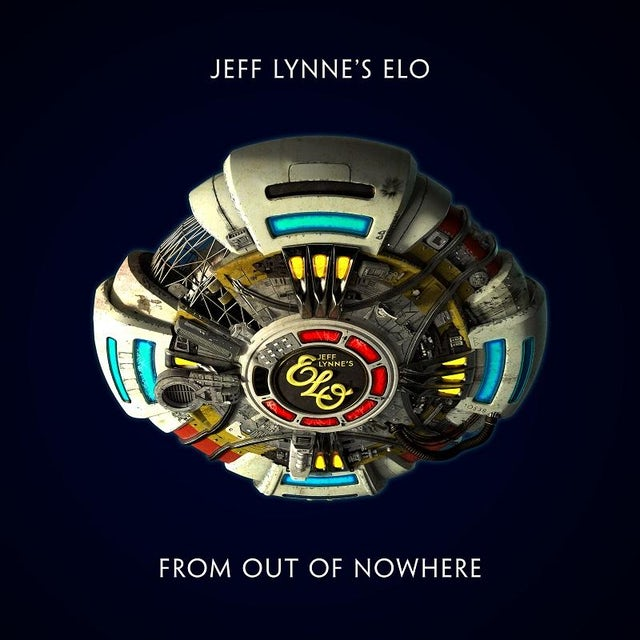 ELO (Electric Light Orchestra) From Out Of Nowhere - Gold Deluxe LP (Vinyl)