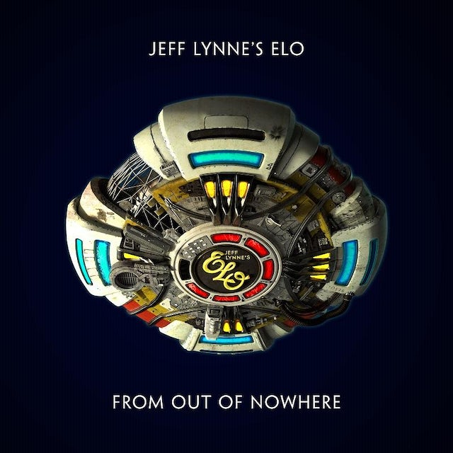 ELO (Electric Light Orchestra) From Out Of Nowhere - CD