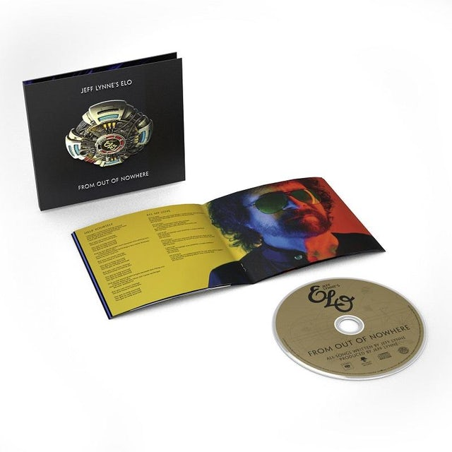 ELO (Electric Light Orchestra) From Out Of Nowhere - Deluxe CD