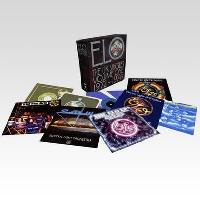 ELO (Electric Light Orchestra) The UK Singles Volume One 1972-1978