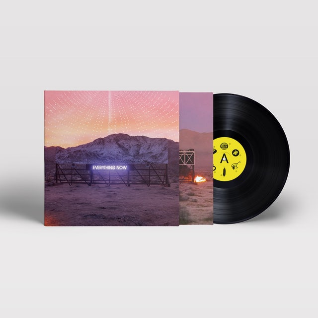 Arcade Fire STANDARD VINYL ('DAY' VERSION)