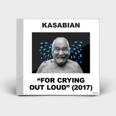 Kasabian For Crying Out Loud - CD
