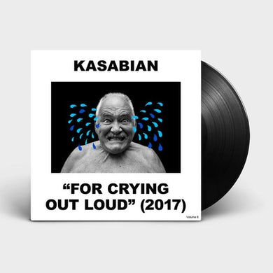 Kasabian For Crying Out Loud - LP (Vinyl)