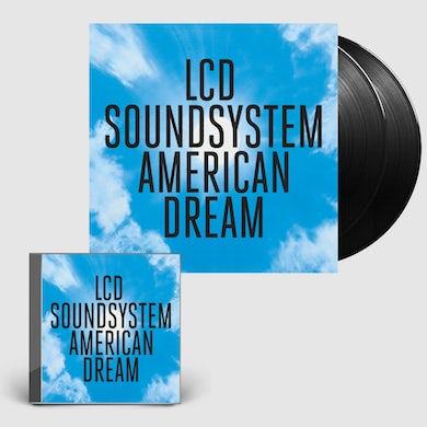 LCD Soundsystem AMERICAN DREAM CD + 2LP