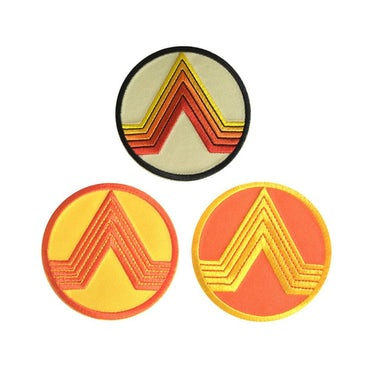 Bad Sounds SET OF 3 LOGO PATCHES