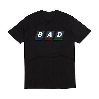 Bad Sounds BAD BBC LOGO BLACK T-SHIRT