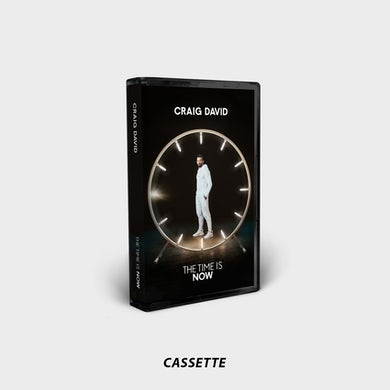 Craig David THE TIME IS NOW CASSETTE