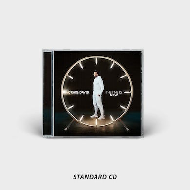 Craig David THE TIME IS NOW CD