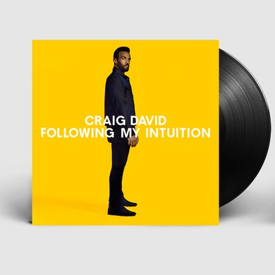 Craig David Following My Intuition Vinyl