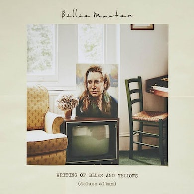 Billie Marten Writing of Blues and Yellows - Deluxe CD