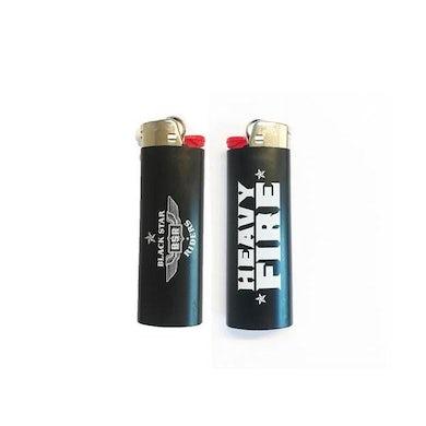 Black Star Riders Heavy Fire Lighter