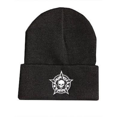 Black Star Riders Skull Beanie Hat