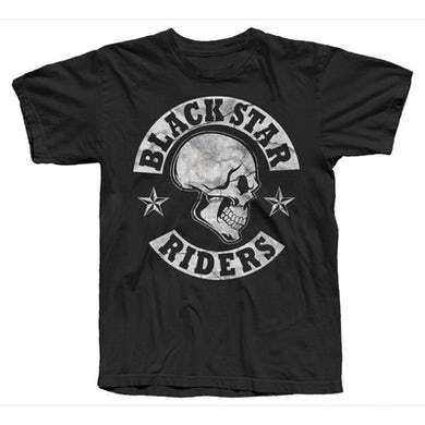 Black Star Riders BSR Skull Online Exclusive T-Shirt