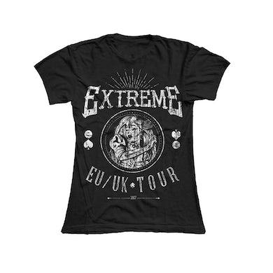 Extreme SUZI LADIES SKINNY T-SHIRT