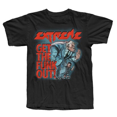 Extreme Get The Funk Out Tour 2017