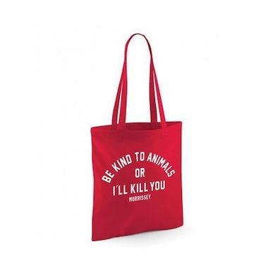 Morrissey Be Kind Tote Bag