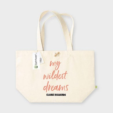 MY WILDEST DREAMS SHOPPING TOTE