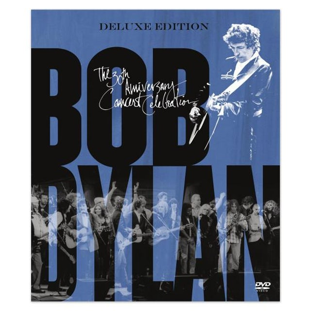 Bob Dylan - The 30th Anniversary Concert Celebration - Deluxe Edition DVD
