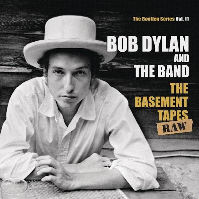 Bob Dylan The Basement Tapes: Raw (The Bootleg Series Vol. 11) - 2CD