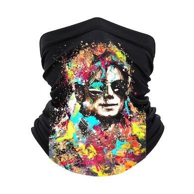 Michael Jackson PAINT SPLASH GAITER