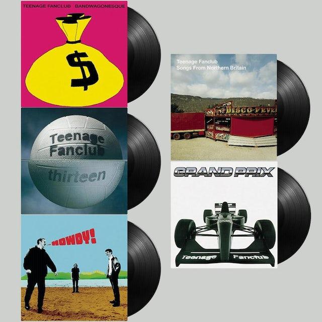"Teenage Fanclub REMASTERED LP + 7"" BUNDLE (Vinyl)"
