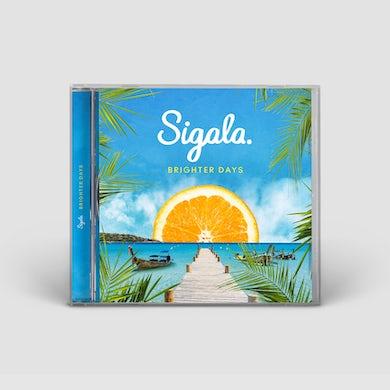 Sigala BRIGHTER DAYS - CD