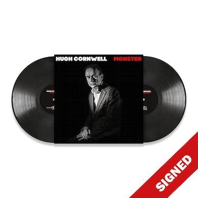 Hugh Cornwell MONSTER - SIGNED 2LP