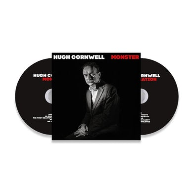 Hugh Cornwell MONSTER - 2CD