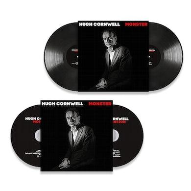 Hugh Cornwell Monster CD + Signed 2LP