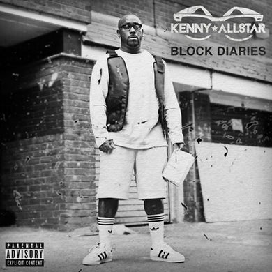 BLOCK DIARIES - SIGNED CD