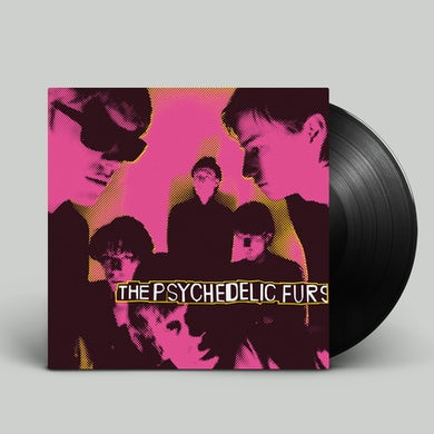 THE PSYCHEDELIC FURS - LP (Vinyl)