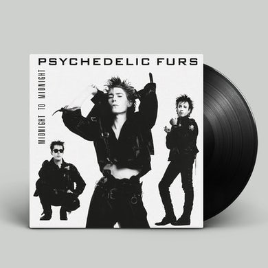 Psychedelic Furs MIDNIGHT TO MIDNIGHT - LP (Vinyl)