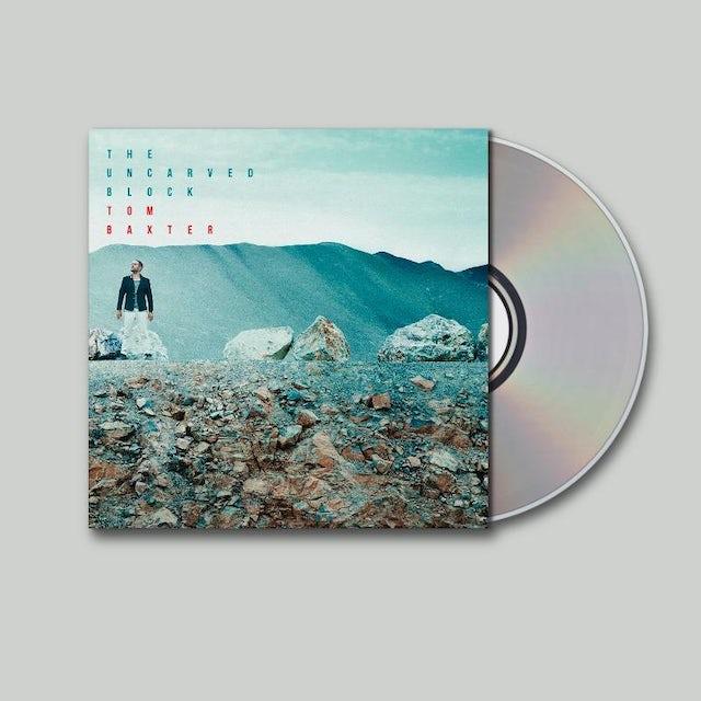Tom Baxter THE UNCARVED BLOCK - CD