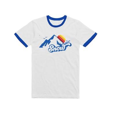 Angus & Julia Stone 70's Alp / Blue Ringer T-shirt