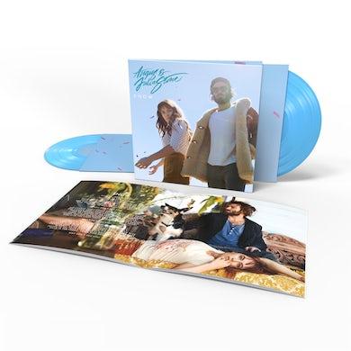 Angus & Julia Stone Snow - Double Blue Vinyl