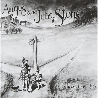 Angus & Julia Stone A Book Like This - Double Vinyl