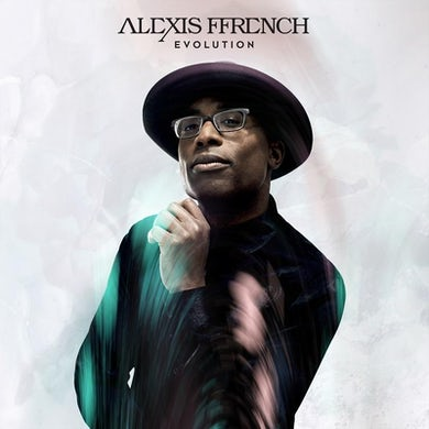 Alexis Ffrench Evolution - Signed CD