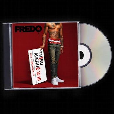 Fredo THIRD AVENUE - SIGNED CD