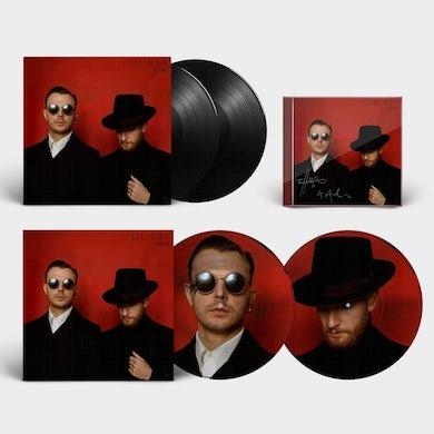 Hurts Desire - Signed CD + LP + Deluxe Picture Disc LP (Vinyl)